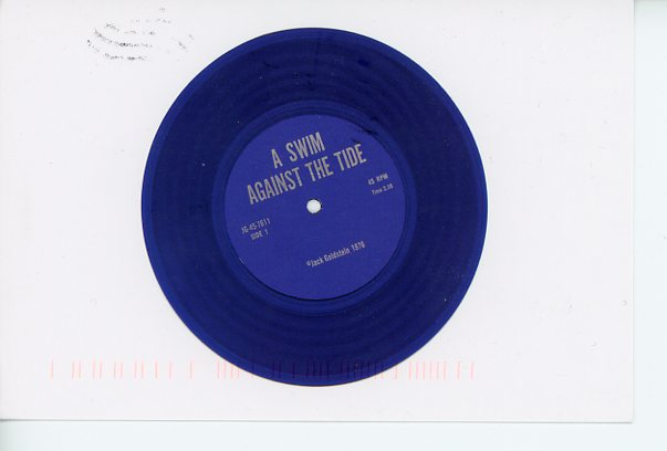 Jack Goldstein: a suite of nine 45rpm 7-inch records with